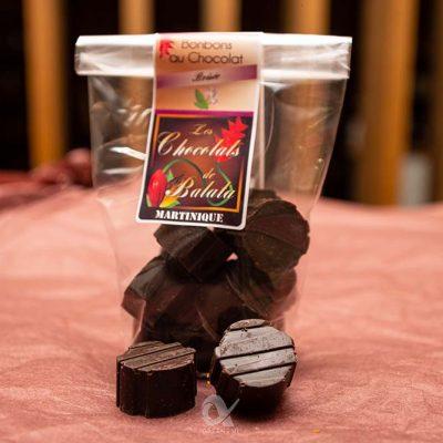 Chocolat de Balata saveur brisée