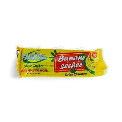 banane séchée kairoséa