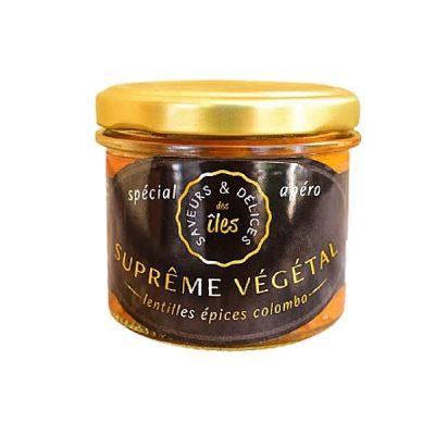 supreme vegetal lentilles kairosea